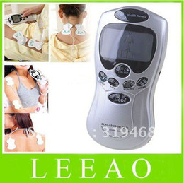 Wholesale Lowest Price RA Digital LCD Therapy Machine Acupuncture Full Body Massager Slim massager