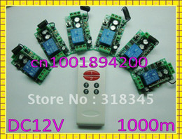 Wholesale remote control Light switch v channel transmitter receiver10A for Smart Home light LED