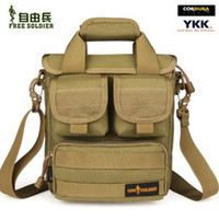 Wholesale fs z1 Outdoor Tactical Shoulder Handbag Messenger bag Color Black Muddy ACU Didital Camo