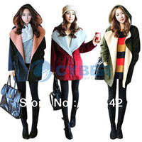 Women Middle_Length Cotton Hoodies Coats 2012 Women's Winter Casual Splicing Thicken Fleeces Outerwear Hoodies