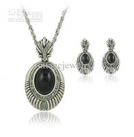 Wholesale Gemstone Jewellery Fashion Necklace and Earrings Jewelry Sets sets