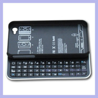 Wholesale BLUETOOTH WIRELESS KEYPAD CASE PROTECTOR FOR APPLE IPHONE S