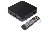 Wholesale Android4 Google TV Box WIFI Full HD P H HDMI Media Player DDR3 GB GB