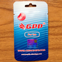 Wholesale Original GPP turbo Sim Unlock iPhone S iphone4s ios6 ios CDMA GSM Sprint Verizon iOS6 all carriers