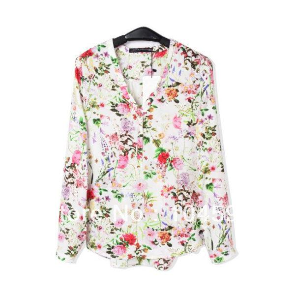 Floral Shirt Womens | Is Shirt