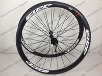 Wholesale New ZIPP Firecrest Tubular clincher road carbon bike wheels racing road cycling wheelset