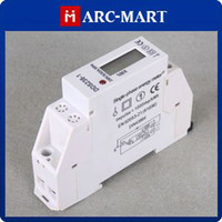 Wholesale Professional Watt hour khw Meter AC230V W HZ digits LCD Display Single Phase DIN Rail NEW ST