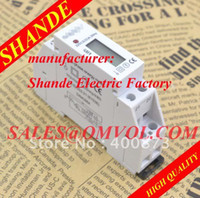 Wholesale Single Phase LCD V A Hz DIN Rail Kilowatt Hour kwh Meter