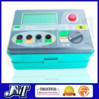 Wholesale Newest F01980 DUOYI DY30 V G ohm Digital Insulation Resistance Tester Megger Megohmmeter