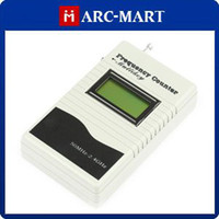 Wholesale Mini Portable Digital and Analog Frequency Counter Meter OT035