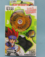 Wholesale New design D Beyblades JAPANESE Metals Fusion Battle Top in ELECTRONIC FEATURES