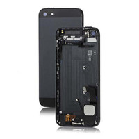 Wholesale For iphone G Black Back Battery Cover Housing Assembly with Middle Frame