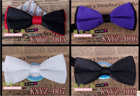Wholesale 2015 New Novelty Mens Unique Tuxedo Bowtie Bow Tie Necktie piece
