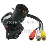Guangdong China (Mainland) Yes Pan / Tilt / Zoom Hot Sale New 600TVL High Resolution Mini 2.8-12mm Manual IRIS MTV Lens CMOS CCTV Security Audio Vide