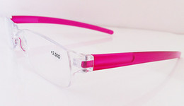 Wholesale 2013 fashion plastic reading glasses unbreakable strength from to accept mixed order