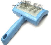Wholesale Pet Bbrush Pet Comb Bog brush Pet Clean Pet Brush Dog Groom Hair Knot