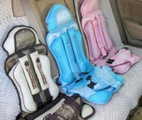 Wholesale Car Necessities Portable Baby Child Infant Car Safety Booster Seat Cover Harness Cushion