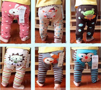 Wholesale Baby Clothing Cheap Plus Sze Leggings Cotton Toddler Pants Busha Pants Kids Leggings Pants