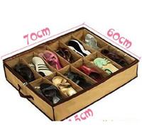 Wholesale Brand New and High quality Shoe Organizer Storage Box Holder Used Closet Holds Pairs