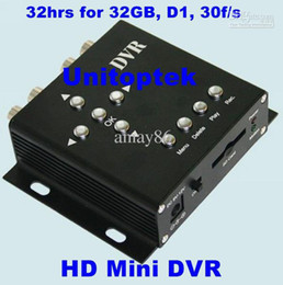 Wholesale 1CH Mini DVR Car DVR Taxi DVR motion detect D1 f s GB SD card from amay86