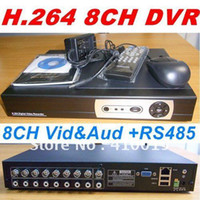 Wholesale New Ch Standalone H DVR RS485 Realtime CCTV Surveillance Security DVR Record System