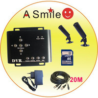 Wholesale 2 Channel Mini DVR CAR DVR from asmile