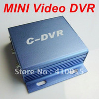 Wholesale Surveillance Digital Video Audio Recorder Mini DVR fps Motion Detection C DVR