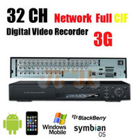 Wholesale 32CH Channel H Surveillance Security CCTV DVR System G Network Mobile View