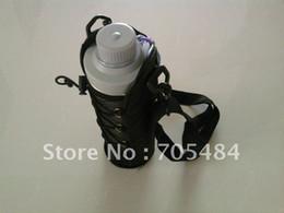 Wholesale Big alkaline water flask alkaline water bottle alkaline water cup nano energy flask ml black olor color