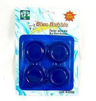 Wholesale Blue bubble Auto Toilet bowl Cleaner detergent Deodorant