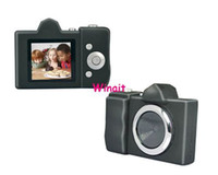 Wholesale Cheap Kids Mini camera MP resolution quot color screen digital camera GB micro SD card support
