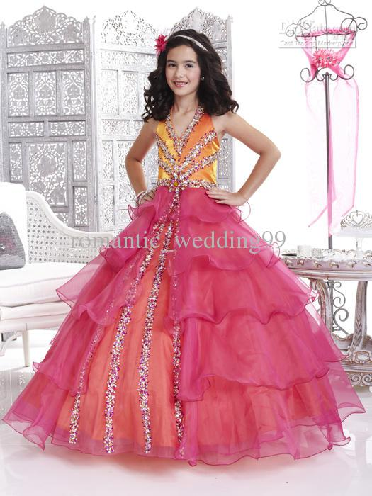 Princess Ball Gowns For Kids Images