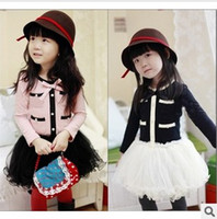 TUTU Christmas Girl Children's clothing set 2013 girls child spring autumn baby 6pcs pink girl dress set free shippin
