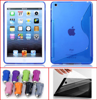 3 Pack TPU Soft Case+ Crystal LCD Screen Protector Film for i...