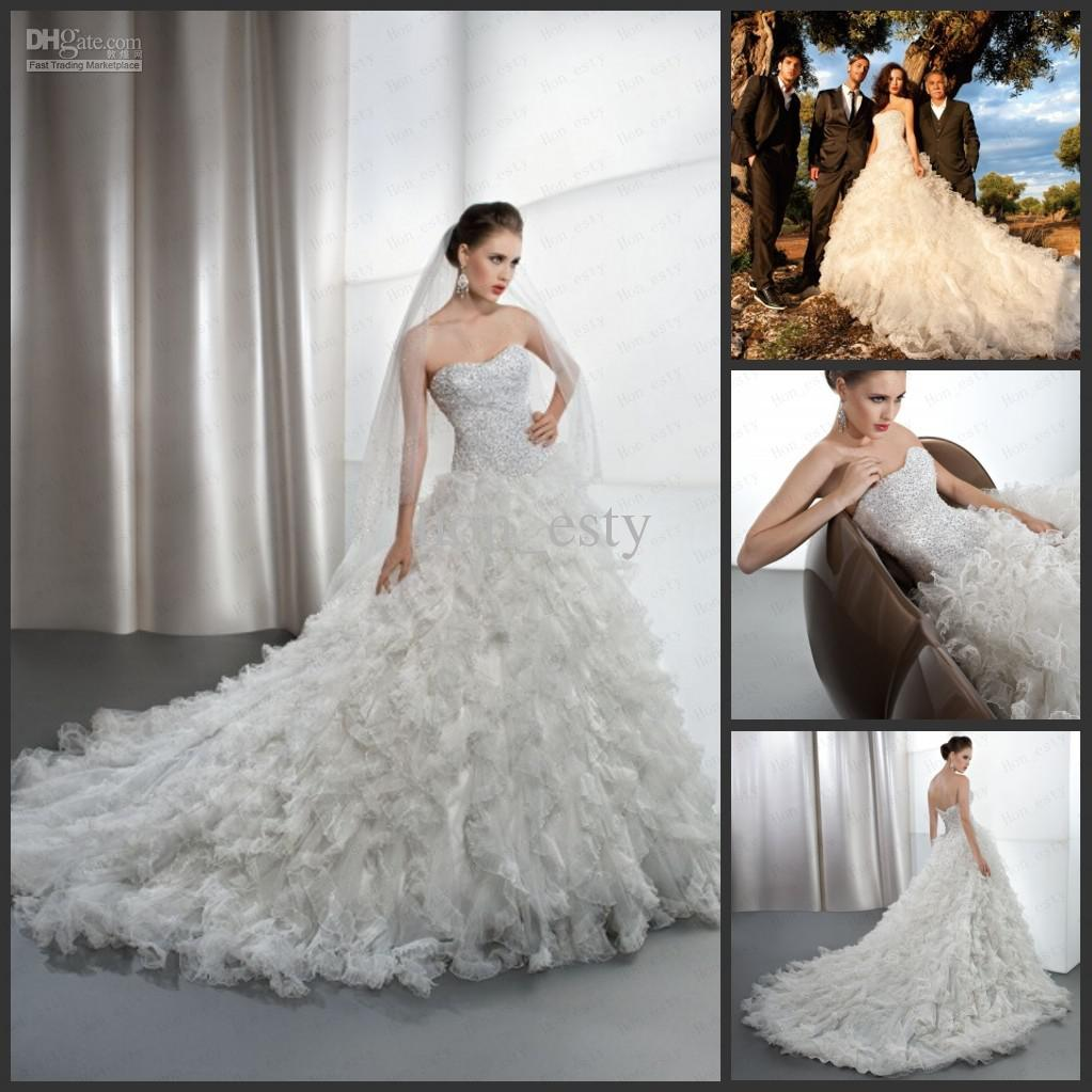 Wholesale Demetrios Wedding Dresses 75