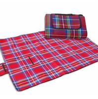 bamboo picnic mat - Red quot x quot CMx150CM Waterproof Camping Mat Picnic Blanket baby climbling mattress