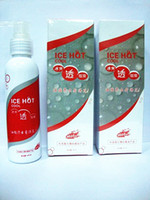 Wholesale Ice hot cool slimming gel fat burning body slimming gel