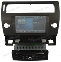Wholesale 8 quot Touch Screen Car DVD Player for Citroen C4 GPS Bluetooth AM FM SD Map