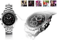 Wholesale Wrist Watch Hidden Cam Camera watch DV DVR G mini camcorder recording video