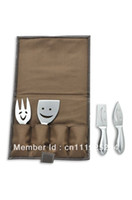 Wholesale CHEESE TOOLS PACKIGN IN PU BAG SEND BY AIR FREIGHT