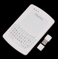 Wholesale Wired USB Mini Handheld Keyboard Mouse Touchpad PC wired Desktop ps