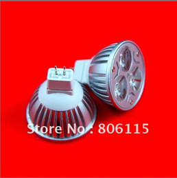MR16 3x3w 9w LED Light CREE Dimmable High power Bulb downlight Spot Lamp 520 lumens