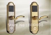 hotel lock - T5557 RFID hotel door lock hotel safety lock Khz card hotel lock