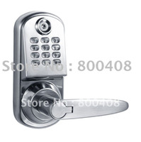 Wholesale Electronic Keypad Door Lock GAL Open by Digital Password Intelligent Card Machanical Keys