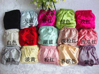 Wholesale Silk Women Panties Bikini Underwear Fit M L XL XXL Female silk briefs