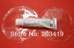 Wholesale PVC Adhesive Inflatable repair glue tube patch kit for toys boat swim ring pool Yoga b