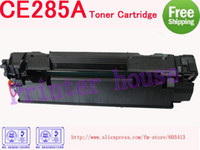 Wholesale CE285A A A toner cartridge for HP laserjet P1102 W M1132