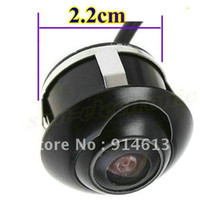 Wholesale HD car rear view camera front view side view rear monitor for degree Rotation Universal fit