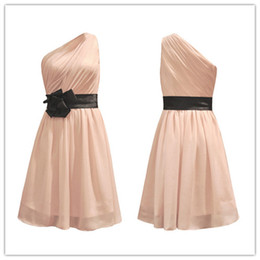 Wholesale IN STOCK First class Quality Custom made Short Design Style Boutique Hot Selling Bridesmaid Dresses