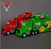 Wholesale Pixar Car Cars Mack hauler MACK TRUCK Chick Hick Thai MaiKun Lightning Mcqeen Truck car Kid Toy